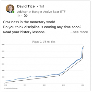 Craziness in the Monetary World